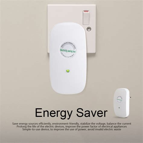 Electricity Power Saver Eu Electric Saver Power Factor Save Electricity Power Energy Saver Box Eu Uk Z Ebay