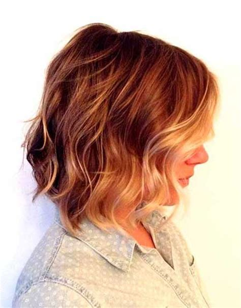 red to blonde ombre bob blonde and red short hair the best short hairstyles for