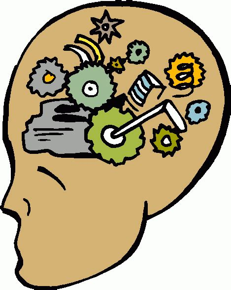 brain clipart thinking about you clip cliparts co