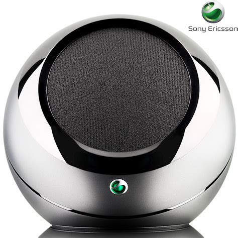 Speaker Bluetooth Sony Xperia digitalsonline sony ericsson mbs 200 bluetooth speaker luidspreker met display