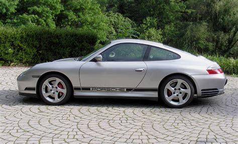 Porsche 996 Carrera Aufkleber by Porsche Decals Porsche 911 996 Graphics Stripes