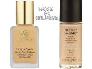 estee lauder foundation colors the battle of foundations estee lauder wear versus