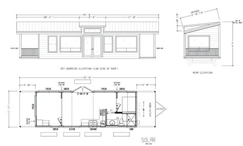 wanna get away 10 tiny house plans for off grid living dfd off grid cabin floor plans