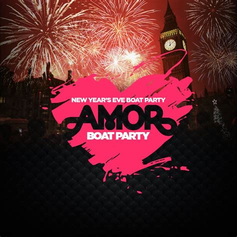 london new years eve 2015 boat party ra amor boat party and pre party new years eve at tower