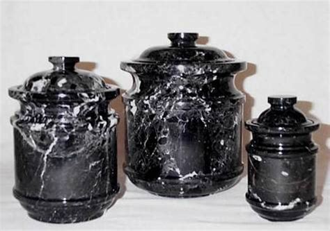 black kitchen canister black marble kitchen canister set 3 pc set