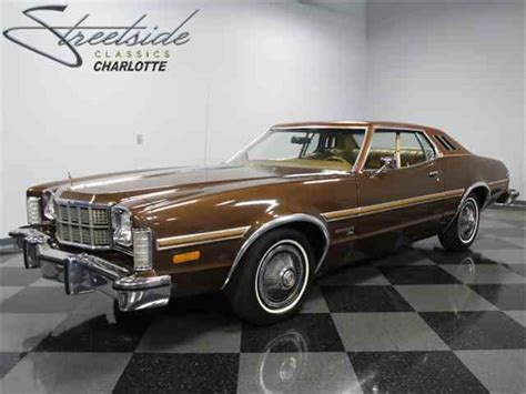 Gran Torino Auto by 1974 Ford Gran Torino For Sale On Classiccars