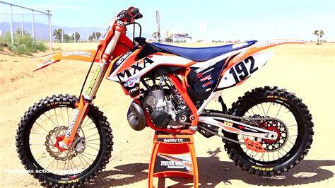 new 2 stroke motocross image gallery 2015 ktm 250 sx