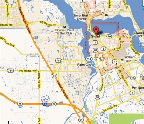 Records Martin County Fl Stuart Fl Map Laminatoff