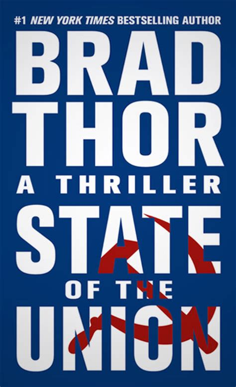 of 2 path to union books brad thor books in order