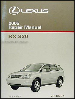 manual repair autos 2010 lexus rx transmission control 2005 lexus rx 330 dynamic cruise control owner s manual