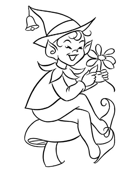 Leprechaun Coloring Pages Coloring Kids Leprechaun Coloring Page