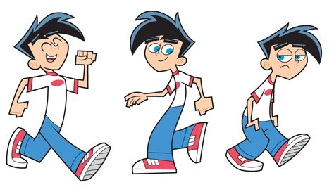 Danny And 30 Years Later by Image Danny Moods Png Danny Phantom Wiki Fandom