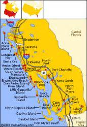 central west florida map central florida west coast map quotes