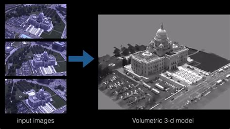 computer vision from 3d reconstruction to visual recognition synthesis lectures on computer vision books probabilistic volumetric reconstruction using