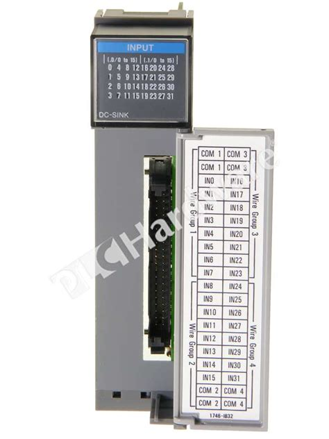 plc hardware allen bradley  ib series   surplus open