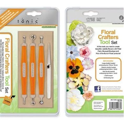 card tools and accessories floral crafters tool set craftyarts co uk