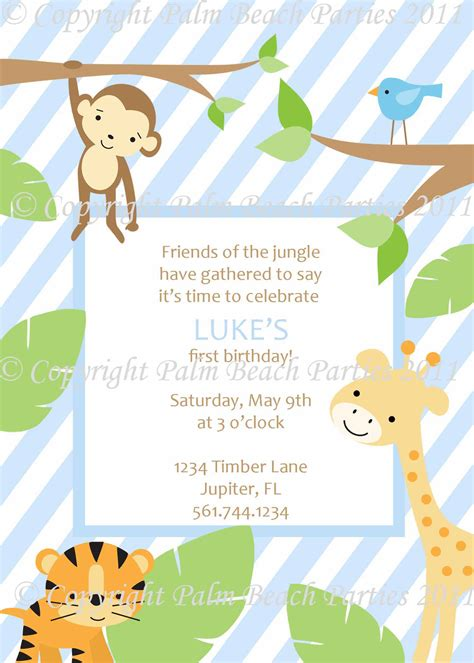 baby boy birthday invitation cards templates birthday card shower invitations wording free invitation