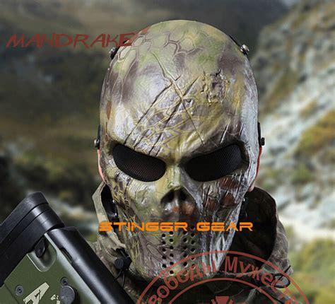 Chiefs Tactical Mask Mandrake popular cool airsoft mask buy cheap cool airsoft mask lots