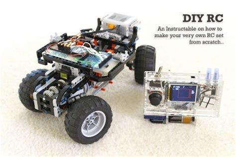E Book Raspberry Pi Program A Drone lego and arduino come together to make one powerful rc car