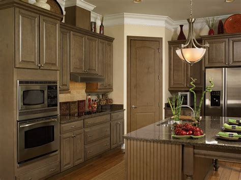 kitchen cabinets in spanish madison maple spanish moss kit kitchen cabinets from