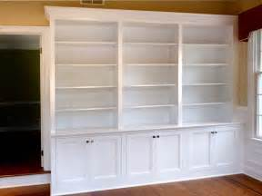 Builtin Bookcases Custom Made Home Office Built In Bookcases By Stuart Home