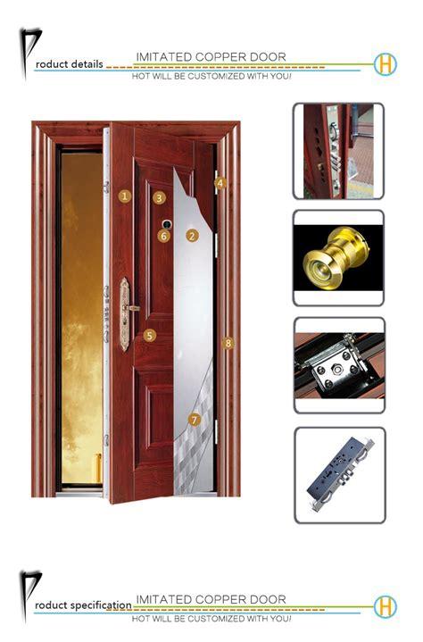 best quality exterior doors best selling standard metal screen doors exterior doors