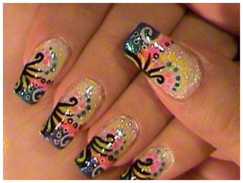 the best nail designs best acrylic nail fashion designs 2017