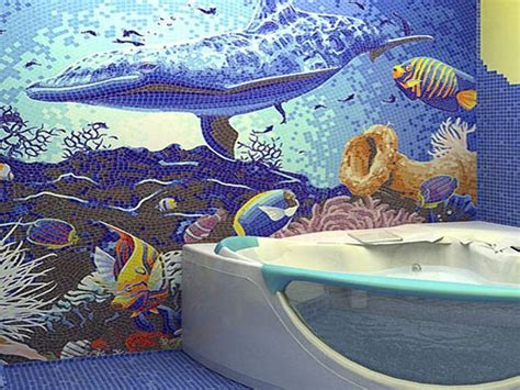 3d ocean floor designs 65 bathroom tile ideas art and design