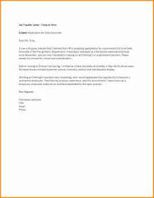 Resume Examples For College Students by 10 Sample Of Request For Lateral Transfer Letter Buyer