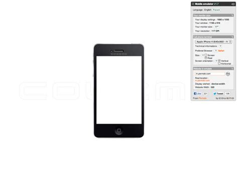 mobile phone emulator 19 tools to test your site for mobile devices practical