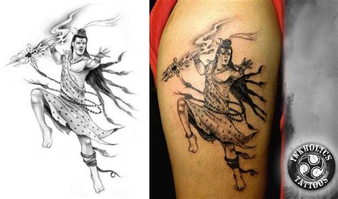 popular hindu god shiva tattoo design for boys picsmine