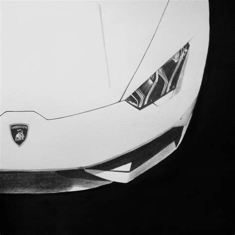 lamborghini huracan sketch lamborghini huracan sketch by me cars pencil drawi