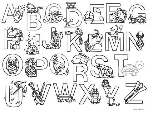 alphabet letters to color color me alphabet poster classroom freebies