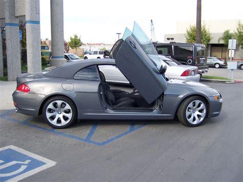Lamborghini Doors Prices Chrysler 300 300c Bmw 6 Series 2 Dr Vertical Lambo