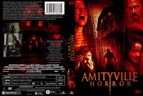 film horor amityville the amityville horror is a 2005 american biographical