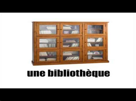fran 231 ais vocabulaire les meubles avi