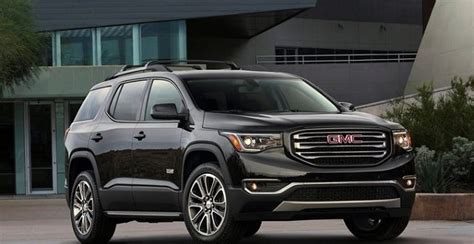 gmc acadia colors 2019 2019 gmc acadia black edition colors arrival suv project
