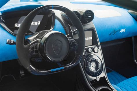 koenigsegg blue interior koenigsegg agera rs1 debuts at 2017 york auto