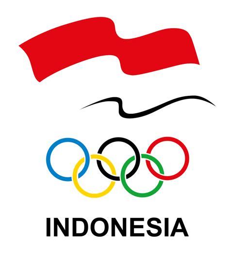 bali wikipedia bahasa indonesia ensiklopedia bebas berkas indonesian olympic comitee koi logo svg
