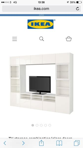 ikea besta range has anyone got the ikea besta range