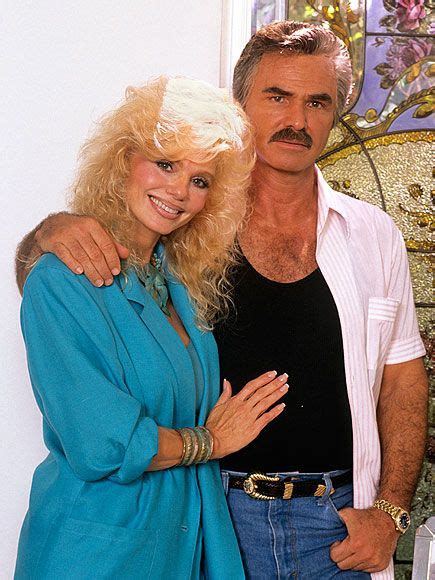 burt reynolds sally fields wedding burt reynolds calls marrying loni anderson a really dumb