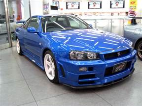 2000 Nissan Gtr 2000 R34 Nissan Skyline Gt R V Specii Photo S Album
