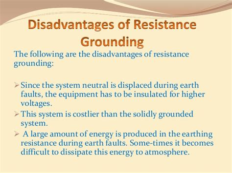 purpose of a neutral grounding resistor what is the purpose of a neutral ground resistor 28 images electrical fuse electrical free