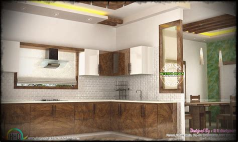 kerala home kitchen designs aimscreations