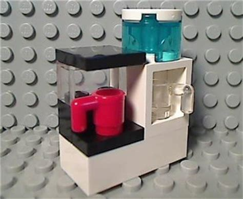 Water Dispenser Lego lego coffee maker water dispenser cup office building house home city town ebay
