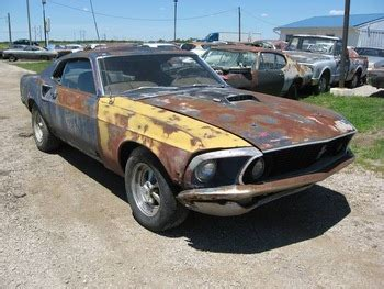 Mustang Auto Detail Williamston Sc by 1969 Ford Mustang Mach 1 Used Car Buy Used Car Product