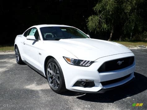 white mustang 2016 ford mustang white 200 interior and exterior images