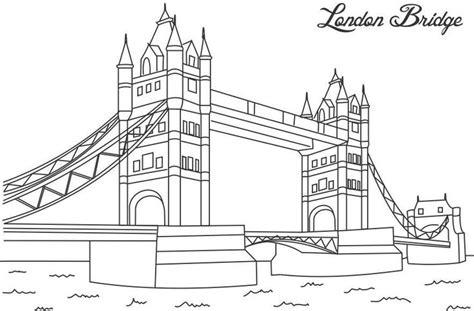 Angleterre Londres Bricolages Coloriages Pour Enfant Dessin De Bus A Imprimer L