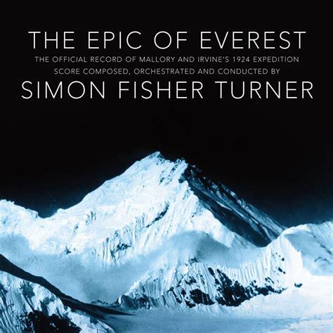 film the epic of everest the epic of everest soundtrack 2xlp vinile simon fisher