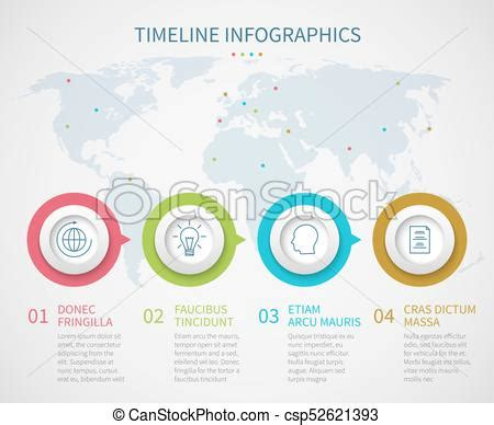 Business Chart Timeline With Process Steps Vector Progress Flow Diagram Infographics Template Drawing Infographic Template